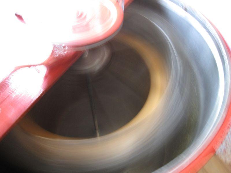 Honningarbeid 21.juli 2009 (11)